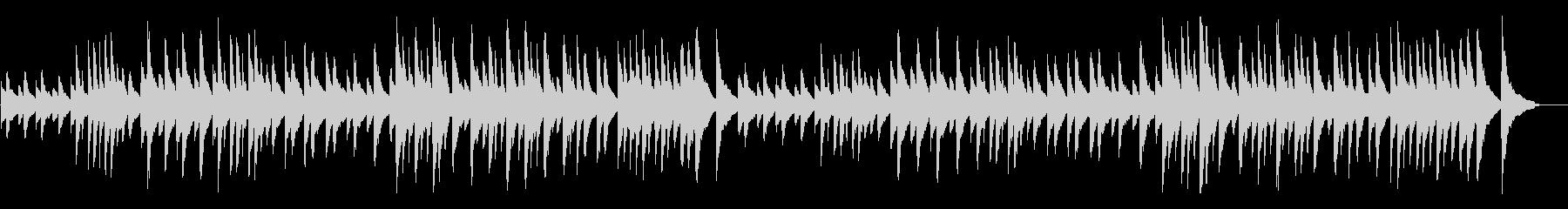 ジムノペディ第1番【ピアノ名曲】の未再生の波形