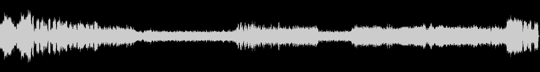 「BGMの宝庫4」-シャコンヌAよりの未再生の波形