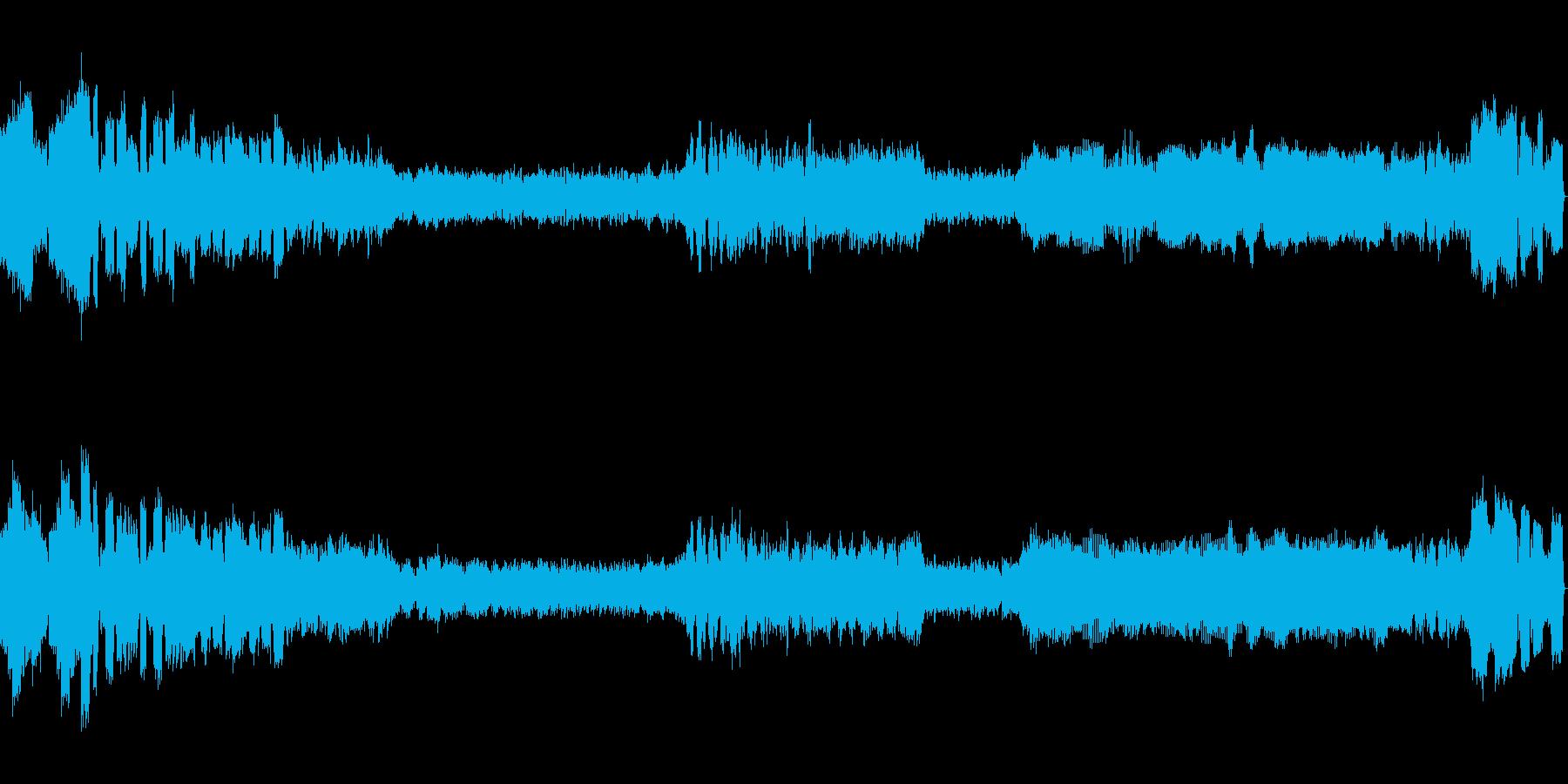 「BGMの宝庫4」-シャコンヌAよりの再生済みの波形