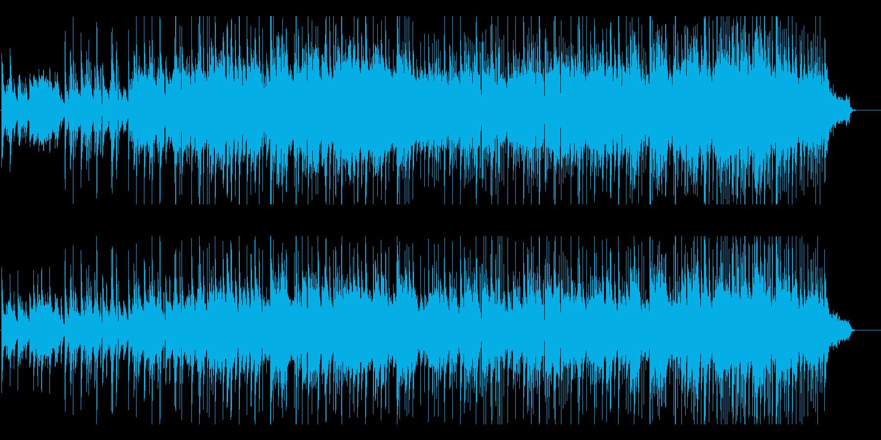 ノスタルジーに浸るアコギバラードの再生済みの波形