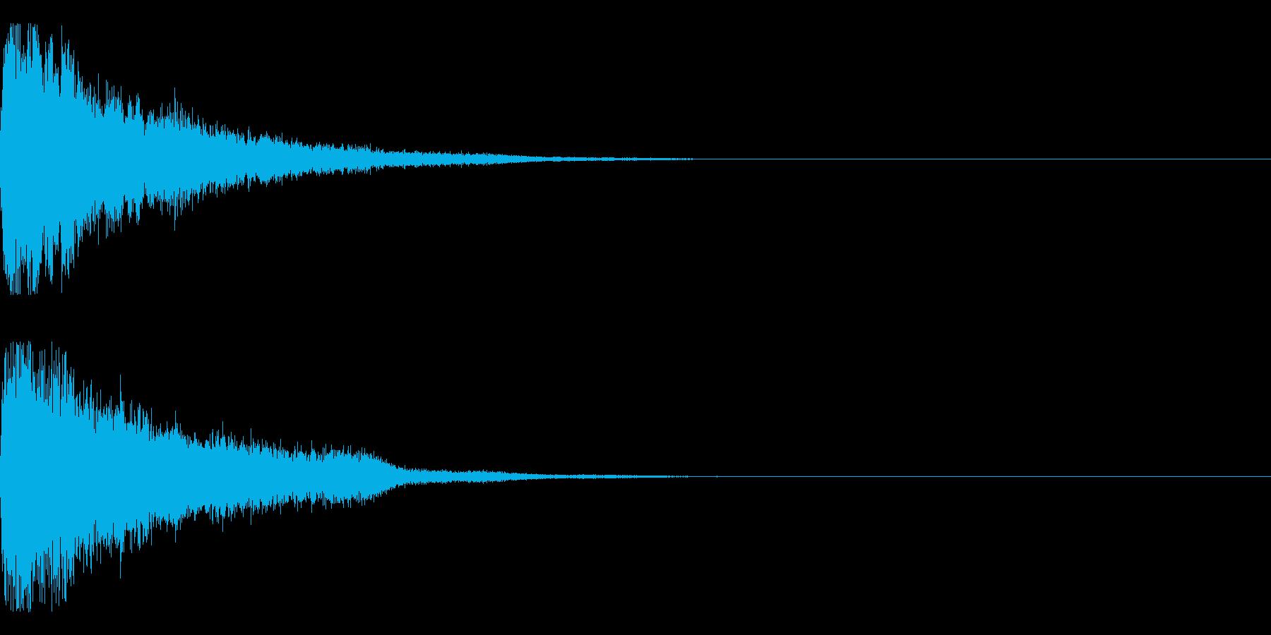 魔法37(回復・光・防御・補助系)の再生済みの波形