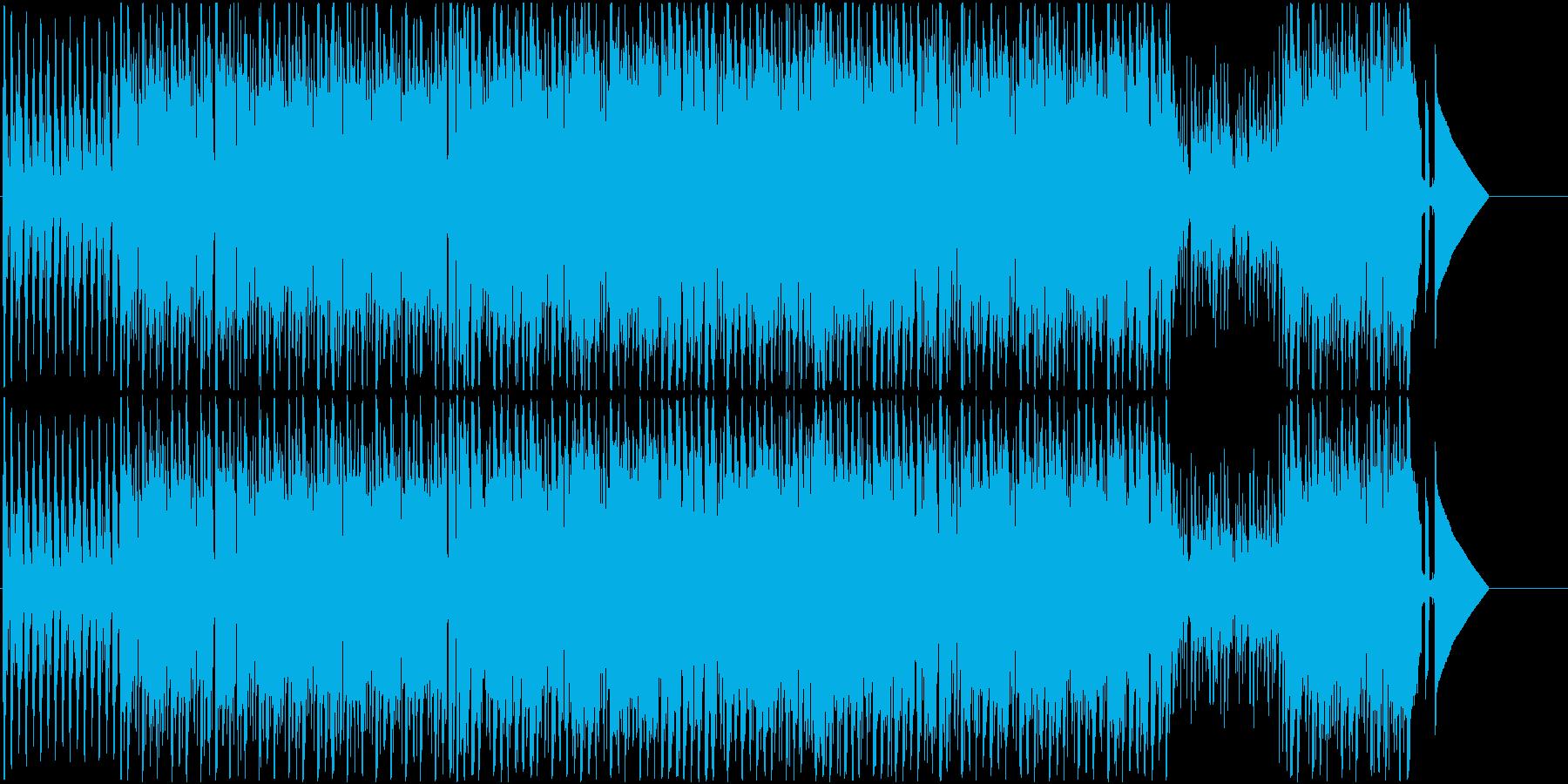 大人 ディスコ 都会 報道 忙しいの再生済みの波形