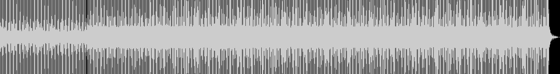美しい神経の宇宙的鼓動、minimalの未再生の波形