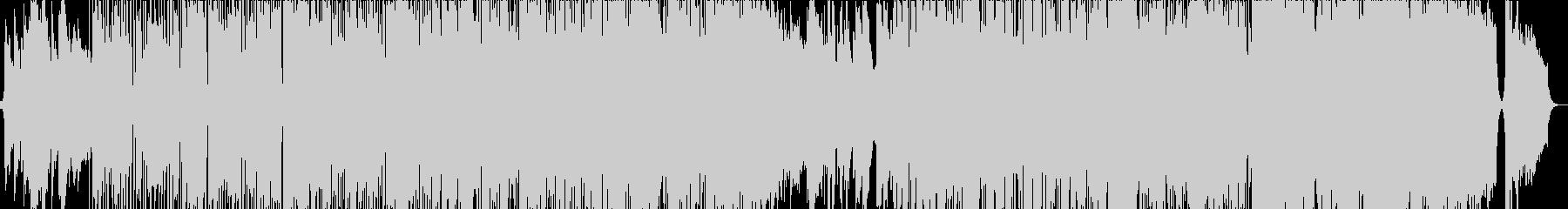カフェミュージック:サックス Mix-Bの未再生の波形