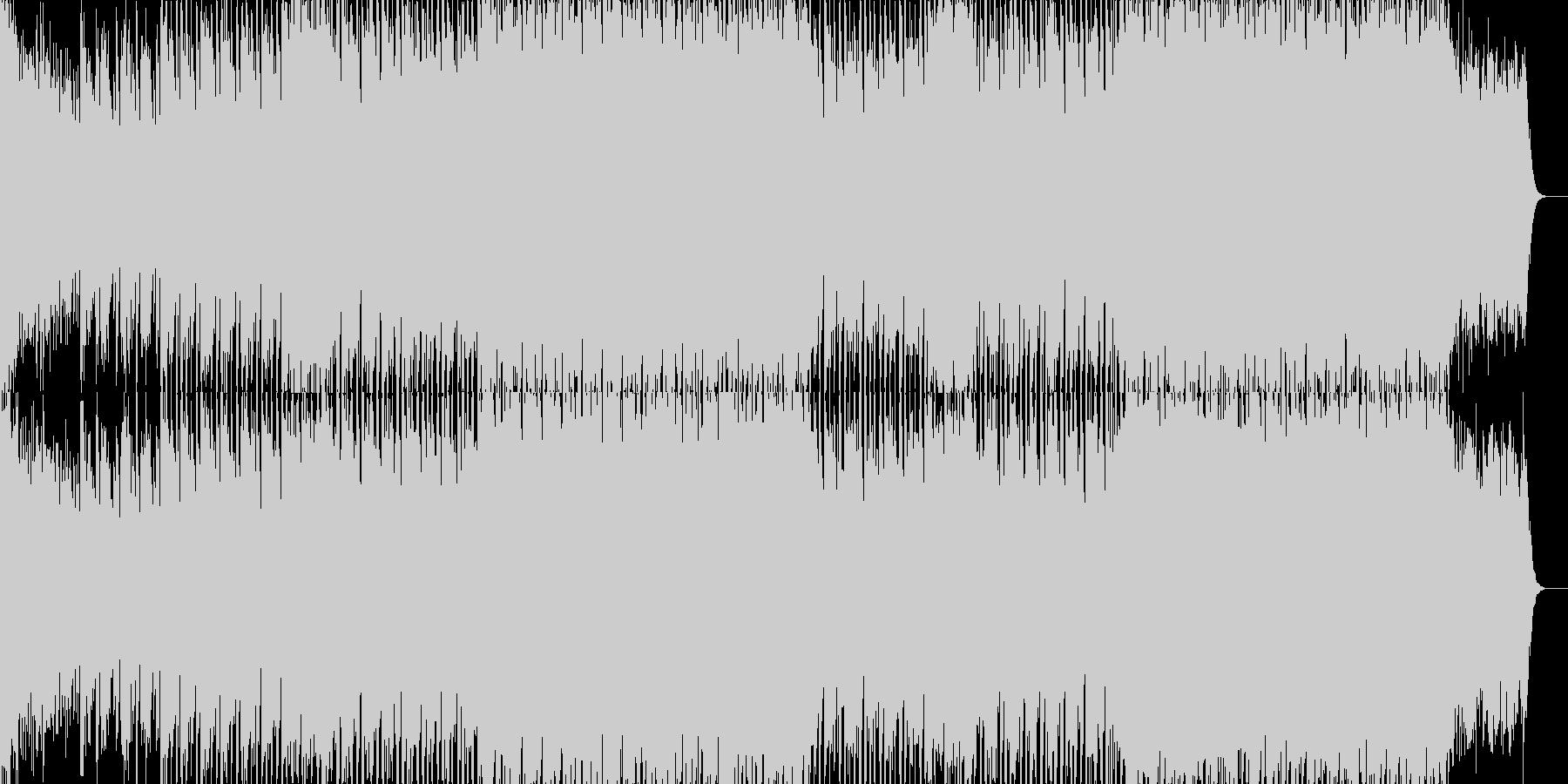 EDMポップで明るいクラブ系-109の未再生の波形