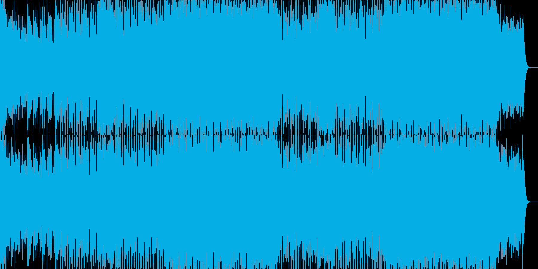 EDMポップで明るいクラブ系-109の再生済みの波形