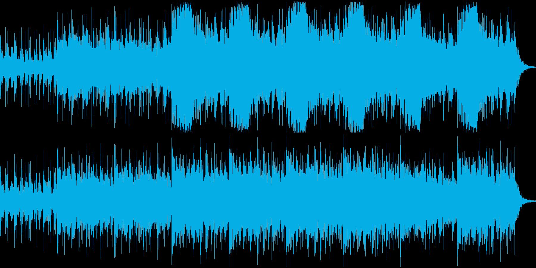 犯人が何かしそうなときのBGMです。の再生済みの波形