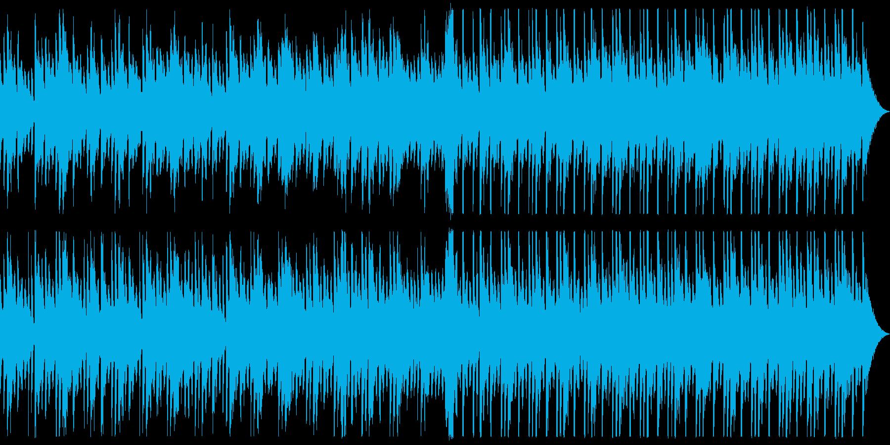 思い出が蘇ってくる最後の締めのBGMに…の再生済みの波形