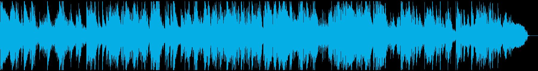 ムーディーなサックス生演奏ジャズバラードの再生済みの波形