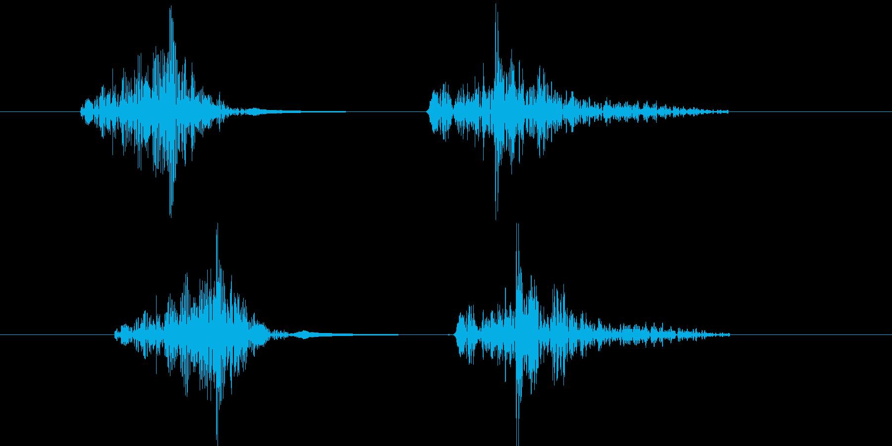 【ふぃと】エンコード192kbps レ…の再生済みの波形