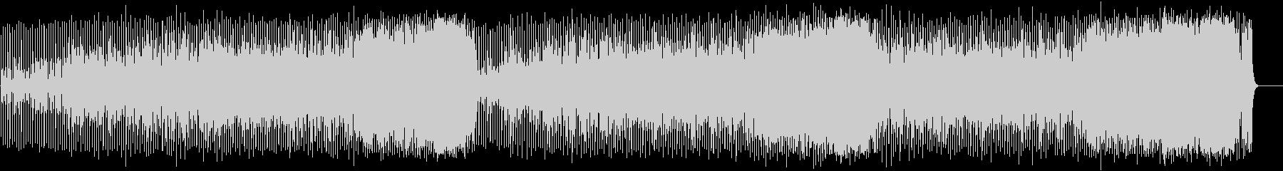 ダンサブルなポップ(フルサイズ)の未再生の波形