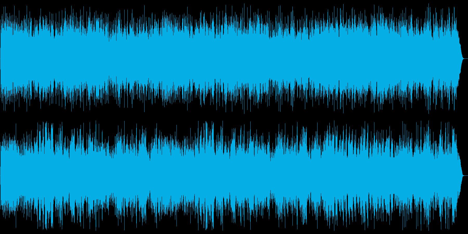 天には栄え オルゴール&Str.の再生済みの波形