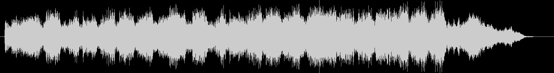 CMや映像、ピアノ、ストリングス、30秒の未再生の波形