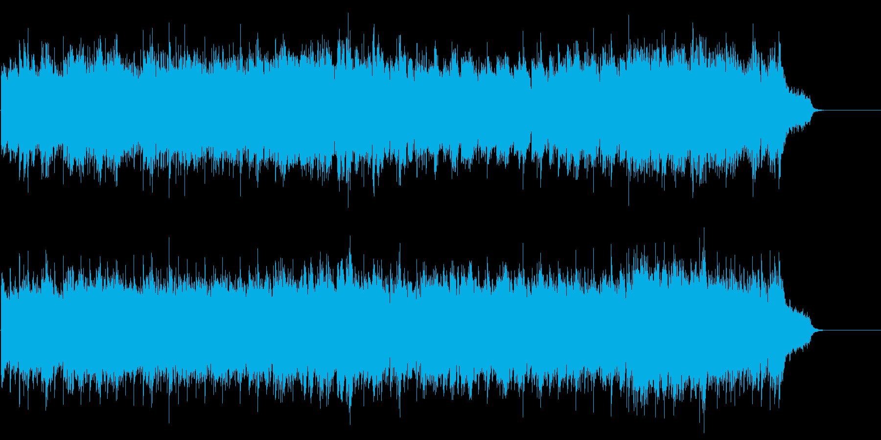 伸びやかでトラディショナルなポップスの再生済みの波形