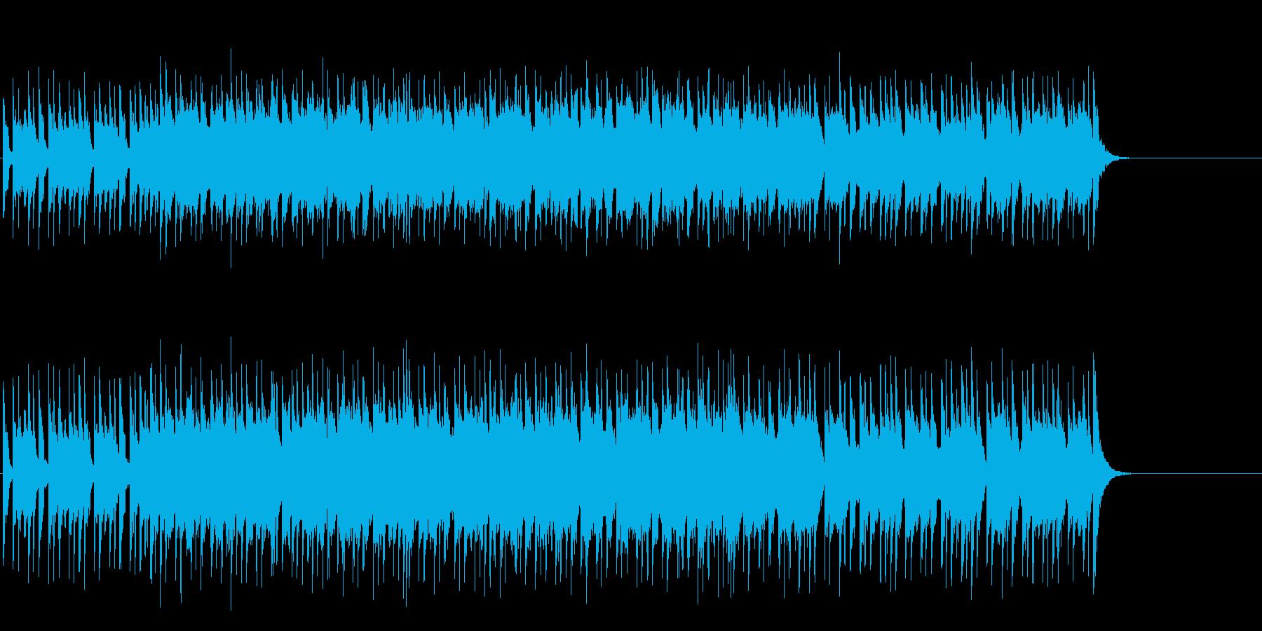 エレクトリック・まろやかなポップスの再生済みの波形