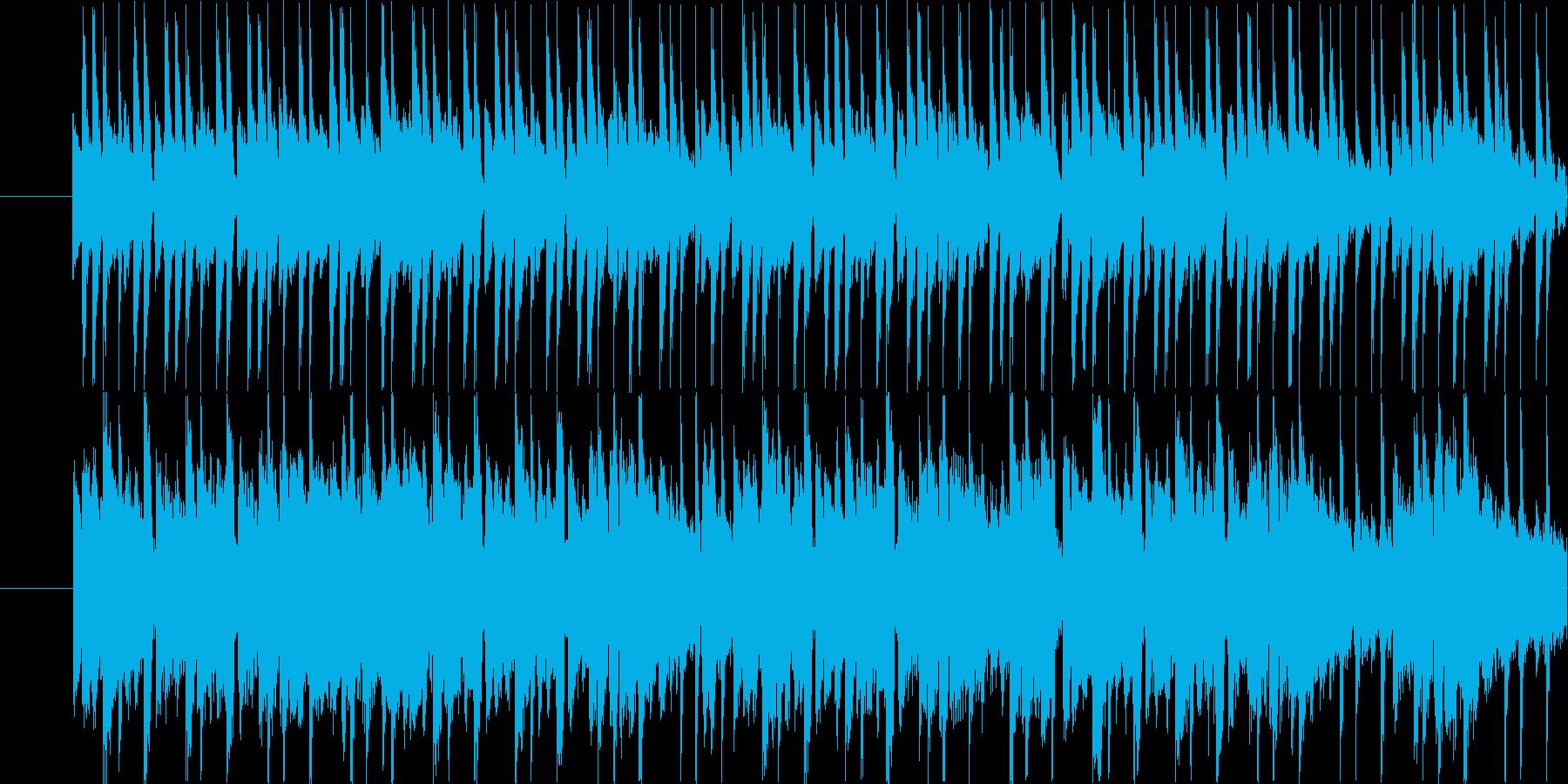 【かっこいい系・ギター】急げ!の再生済みの波形