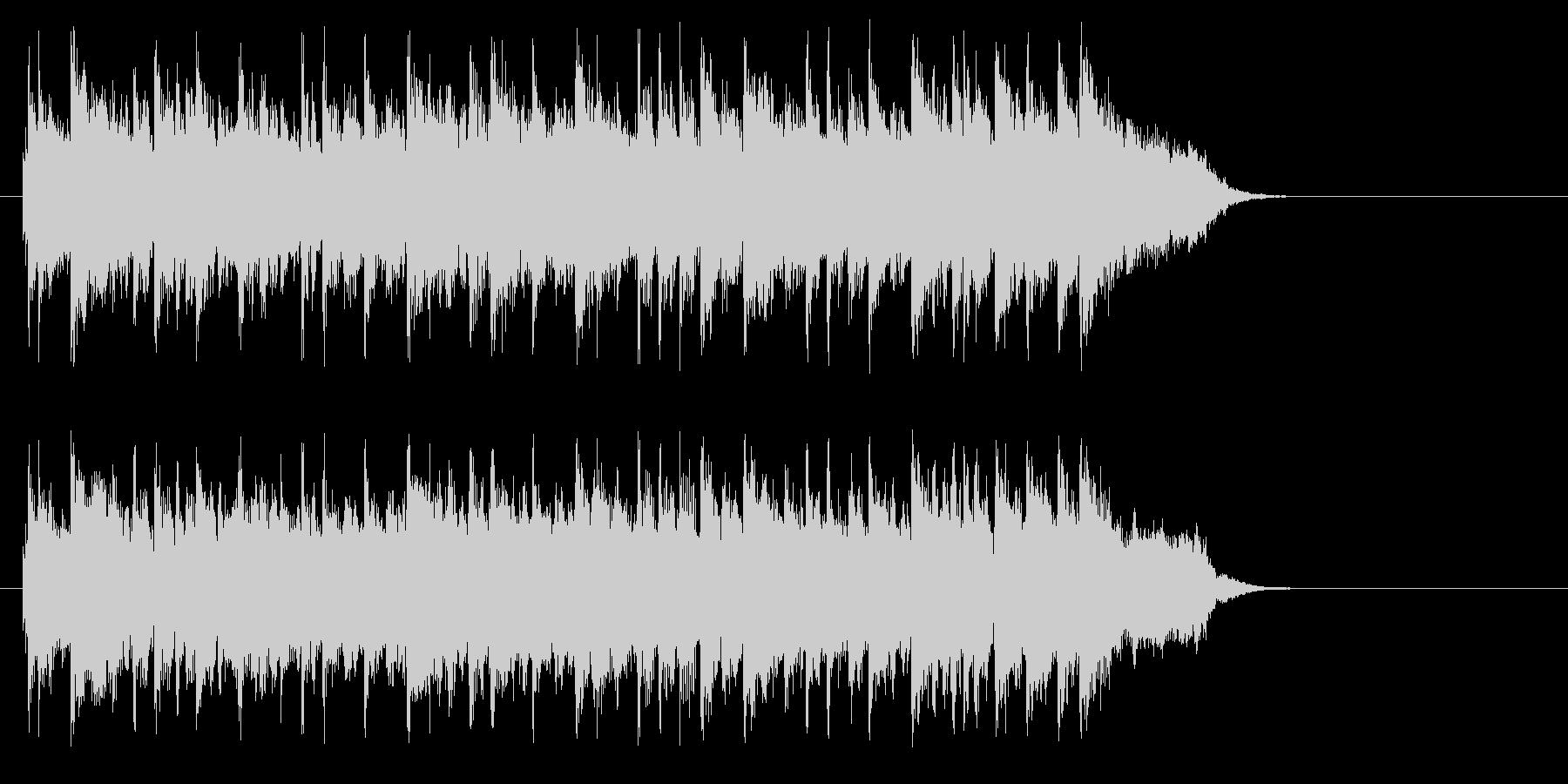 AOR調スタイリッシュ・バラードの未再生の波形