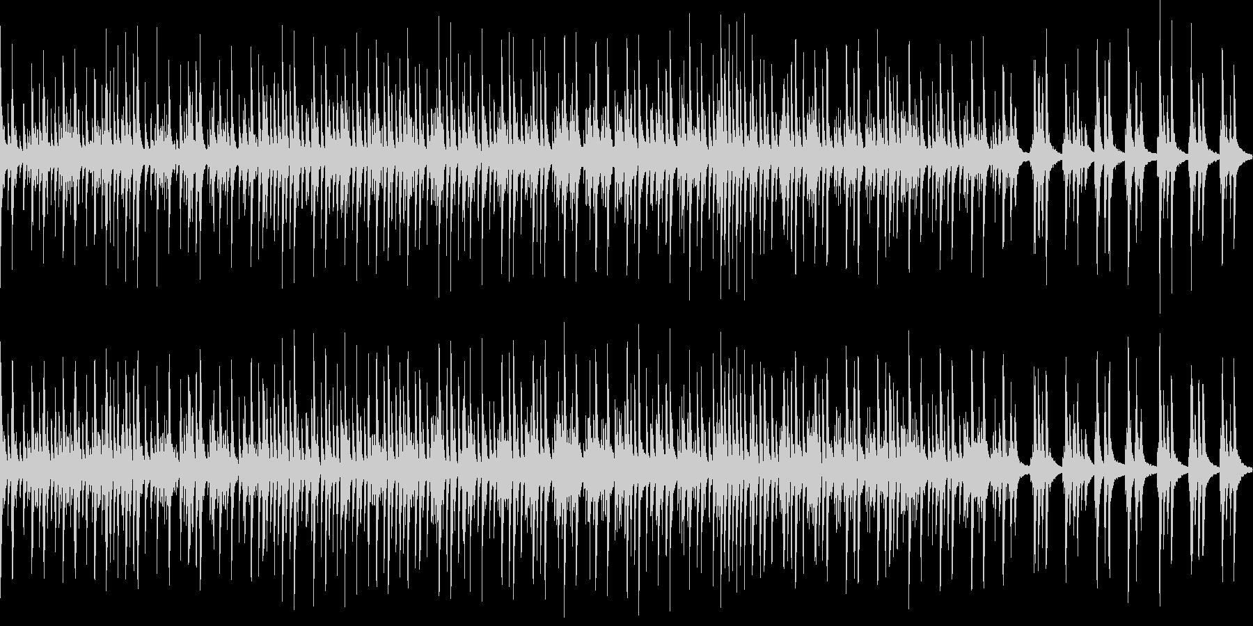 小人の世界 (ループ仕様)の未再生の波形