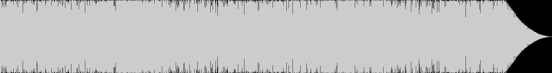 ほのぼの暖かい多目的BGMの未再生の波形