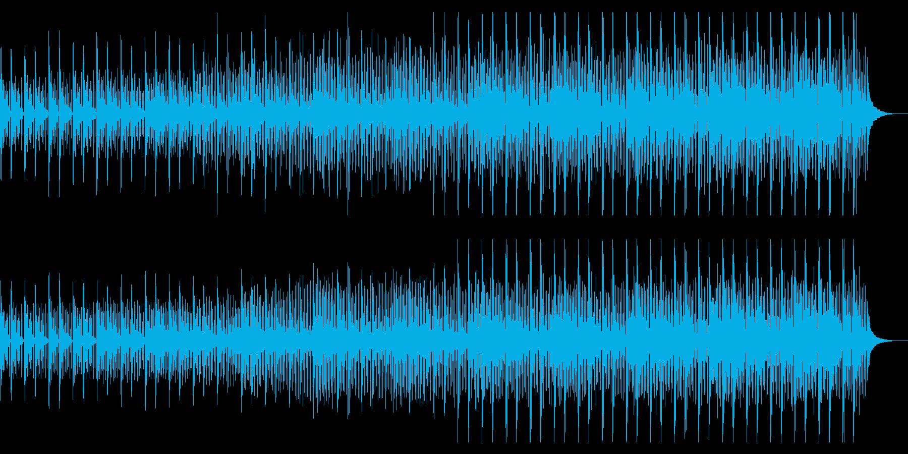 爽やかなピアノ&シンセ VP等にの再生済みの波形