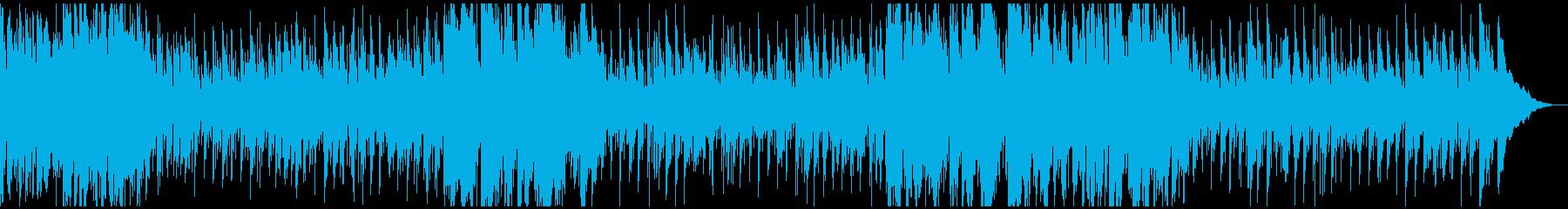どんぐりころころ ボサノバアレンジ オケの再生済みの波形