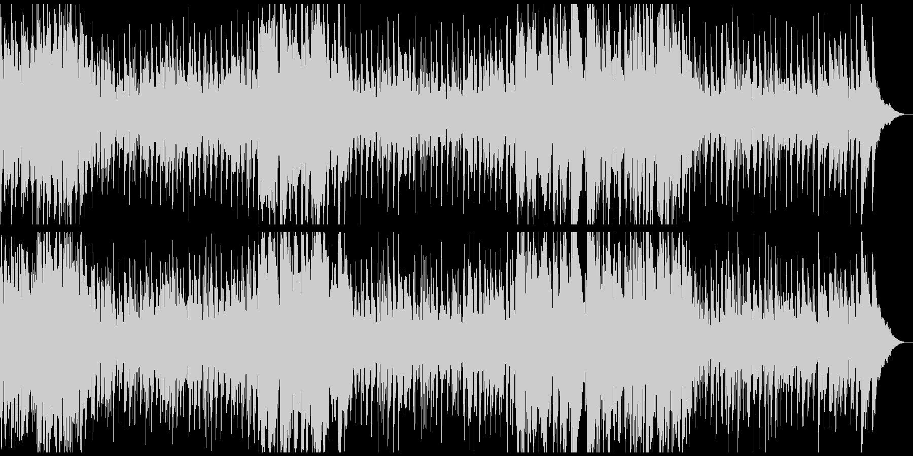 どんぐりころころ ボサノバアレンジ オケの未再生の波形