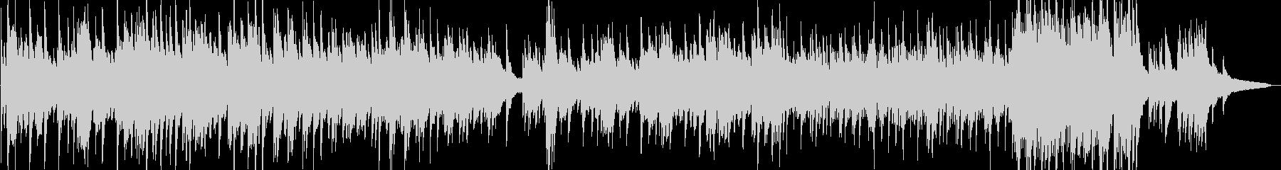 ピアノソロで企業VP映像OPにの未再生の波形