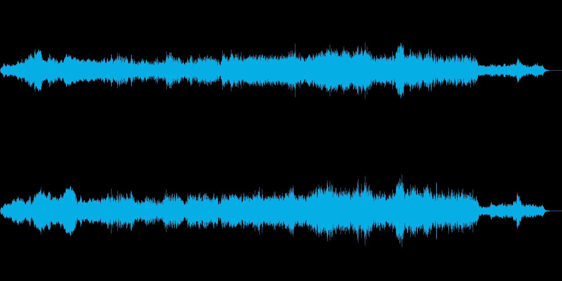ファンタジアの再生済みの波形