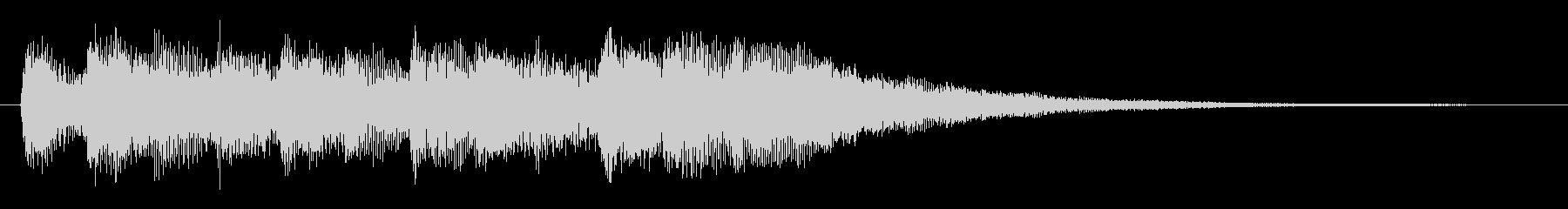 オープニング用ジングル110/ロングの未再生の波形