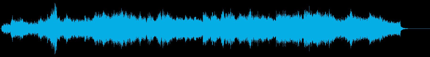 シュールな感触を極めたシンフォニックの再生済みの波形