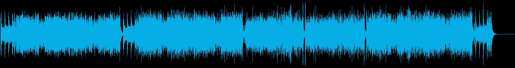 ザッツ・エンターテイメントなサウンドの再生済みの波形