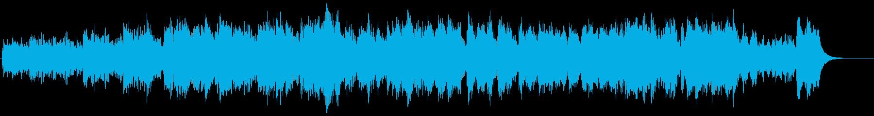 グノーのアベマリアの再生済みの波形