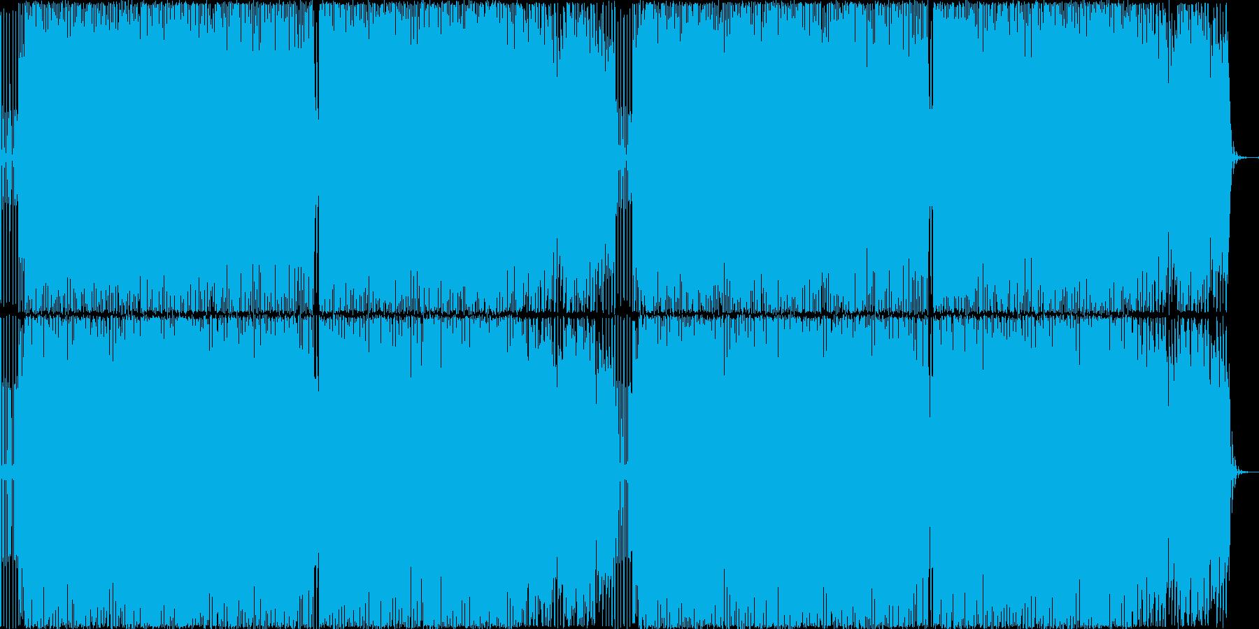 とにかくほのぼのしてる曲です!の再生済みの波形