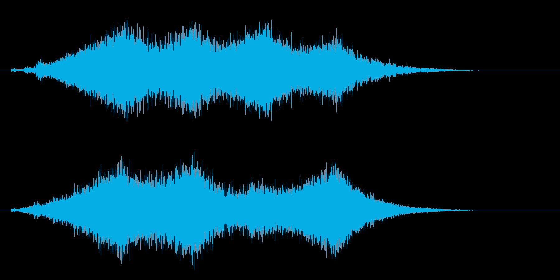 占う3 水晶 ホワ〜ン 診断 不気味の再生済みの波形